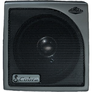 Cb External Speaker 15watt 4in Metal Mesh Grill Shock Resistan / Mfr. No.: Hg-S100