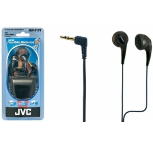 JVC HA-F51 Stereo Earphone