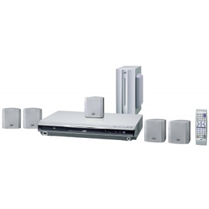 JVC THP3 Home Theater System