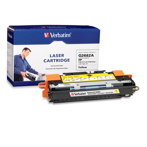 Hp Q2682a Yellow Toner 95349 Cartridge For Laserjet 3700 / Mfr. No.: 95349