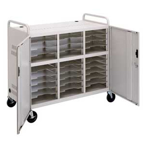 Ct-Ls30 Laptop Storage Cart 30 Laptops Cust Pays Frt / Mfr. no.: 5100