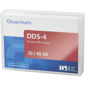 1pk Dds4 4mm Data Cartridge *Direct Ship Increment 100* / Mfr. No.: Cdm40