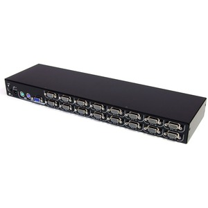 16port USB Ps2 Starview KVM Switch Module / Mfr. No.: Cab1631hd