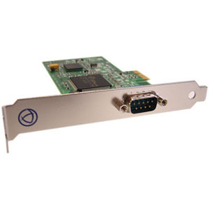 Ultraport 1 Express Lp PCIe 1port Db9m / Mfr. No.: 04003000