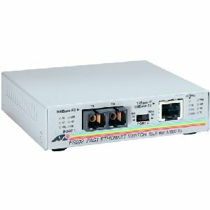 Allied Telesis AT-FS202 Fast Ethernet Media Converter