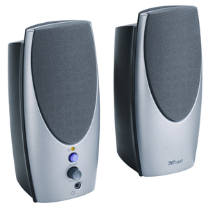 Trust SoundForce 350P UK Multimedia Speaker System