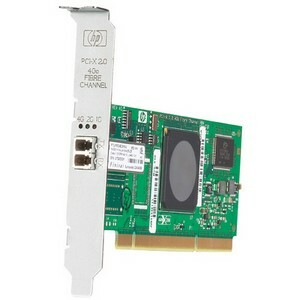HP FC 4Gb 1-Port PCI-X-2.0 266Mhz Qlogic Controller