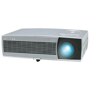 Toshiba TDP-t100 Multimedia Projector