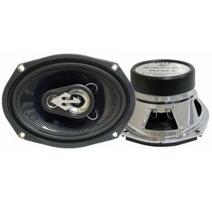 Pyle 6x9in 3 Way Triax Speaker Sys / Mfr. No.: Plg69.3