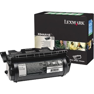 Toner Lexmark Noir pour X644e/X646dte/x642e - X644A11E