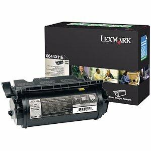 Toner Lexmark Noir pour X644/X646 - X644X11E