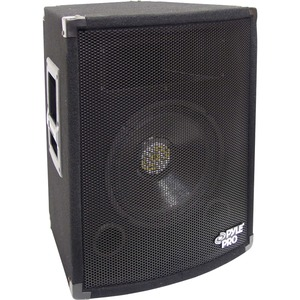 500 Watt 10in Two-Way Speaker Cabinet / Mfr. No.: Padh1079