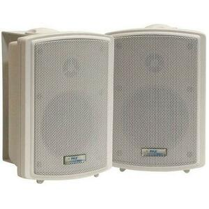 Pyle 5.25in 200-Watt Weatherproof Speakers With 70V Transformer / Mfr. No.: Pd-Wr3t