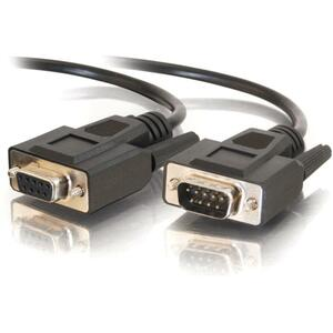 6ft Db9 Extension Cable Black M/F / Mfr. No.: 52030