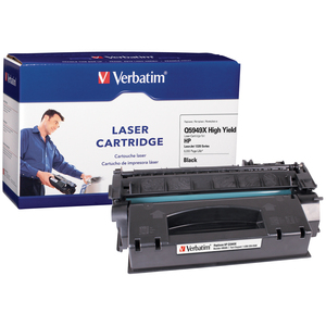 Hp Q5949x Toner Cartridge 95385 Hy For Laserjet 1320 6000 Pages / Mfr. No.: 95385