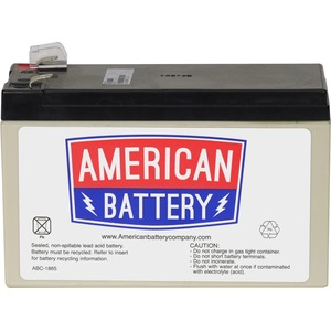 Ups Replacement Battery Rbc17 / Mfr. No.: Rbc17