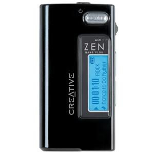 Creative Zen Nano Plus 1GB MP3 Player