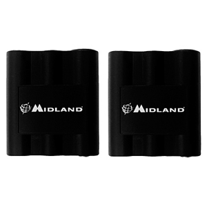 2pk Rechargeable Nimh Battery For Gxt Series Two-Way Radios / Mfr. No.: Avp7