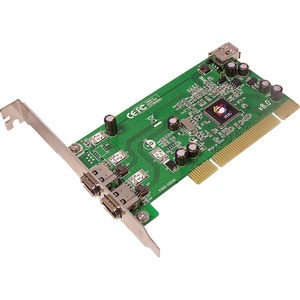 1394 3-Port PCI I/E ROHS Comp 3port 2 Ext. 1int. Firewire / Mfr. No.: Nn-440012-S8