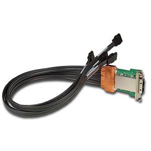 HP Back Panel SAS Cable