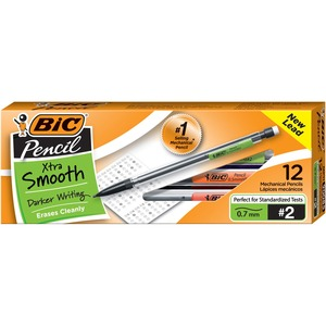 Bic® Mechanical Pencil 0.7 mm 12/box