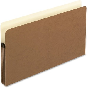 "Pendaflex® Vertical File Pocket with Reinforced Gussets 3-1/2"" Expansion Legal"
