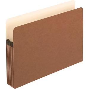 """Pendaflex® Vertical File Pocket with Reinforced Gussets 5-1/4"""" Expansion Letter"""