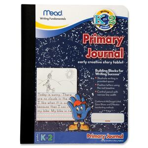 Primary Journal Creative Story Tablet