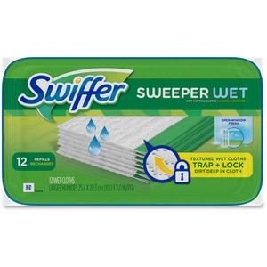 Swiffer® Sweeper Refills Wet Cloths