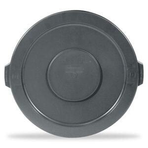 Rubbermaid® BRUTE® Container Flat Top Lid Grey