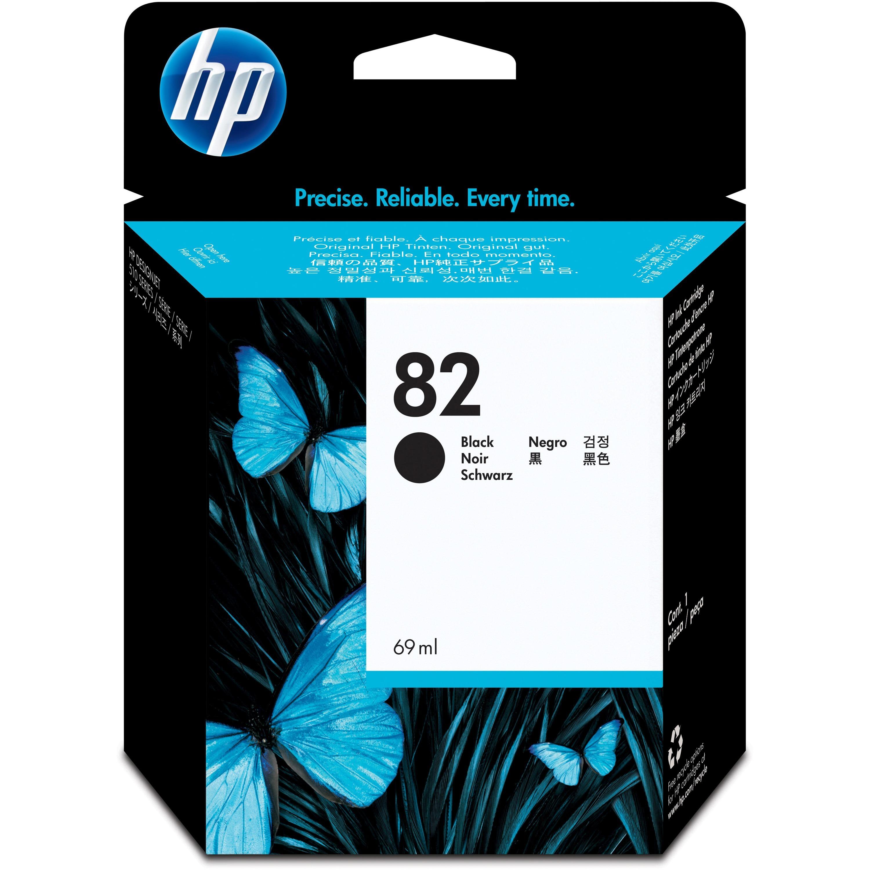 HP No.82 Ink Cartridge - Black