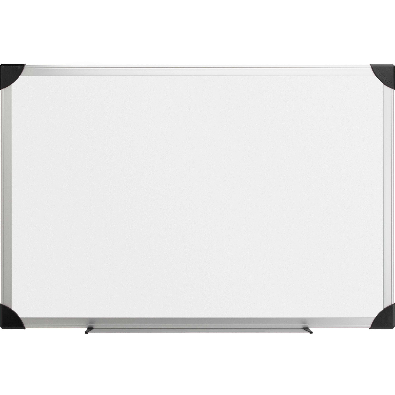 Lorell Aluminum Frame Dry Erase Board - Madill - The Office Company