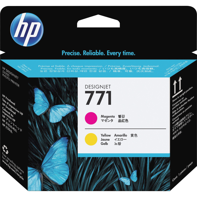 HP 771 Printhead - Magenta