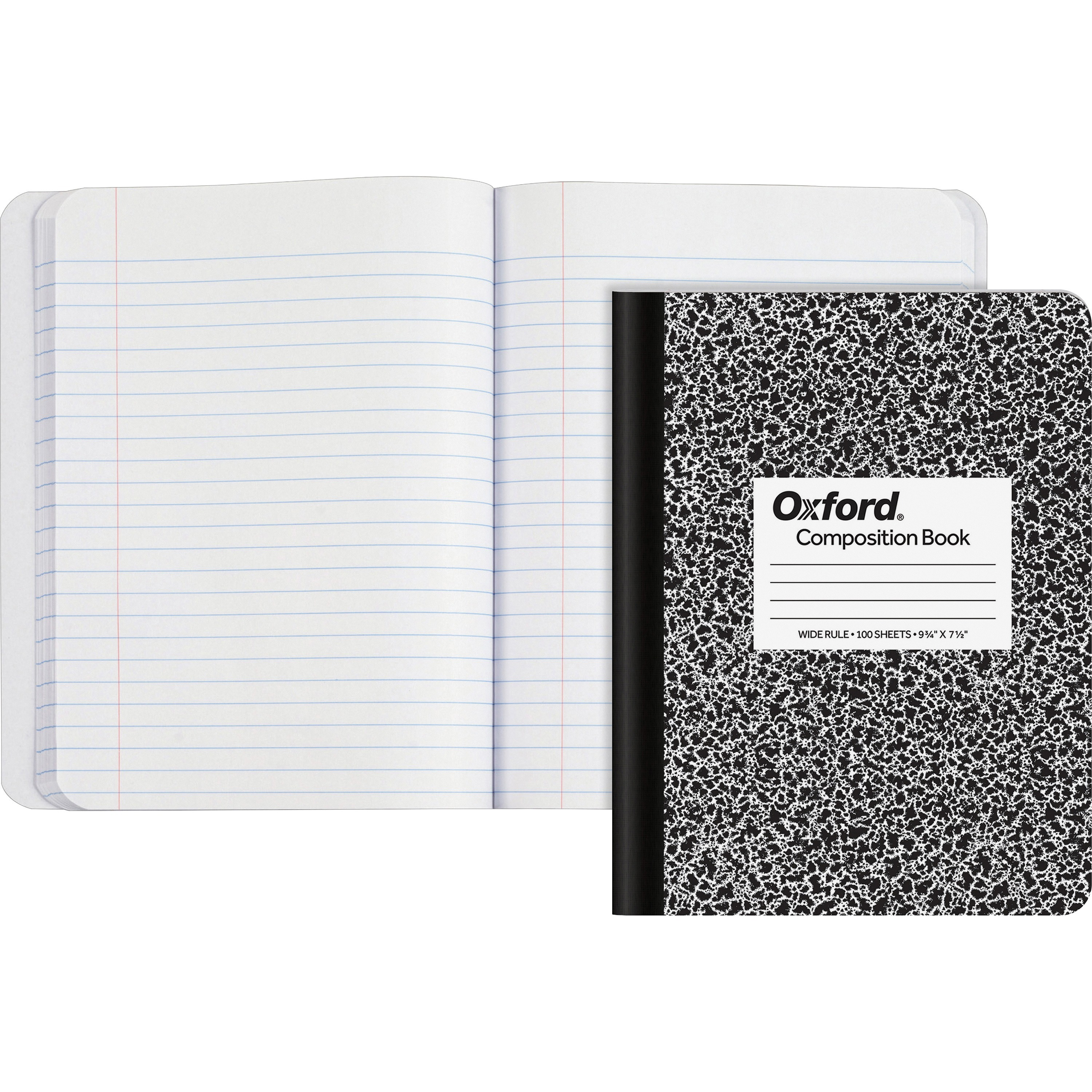 Tops Wide Ruled Composition Book Sos