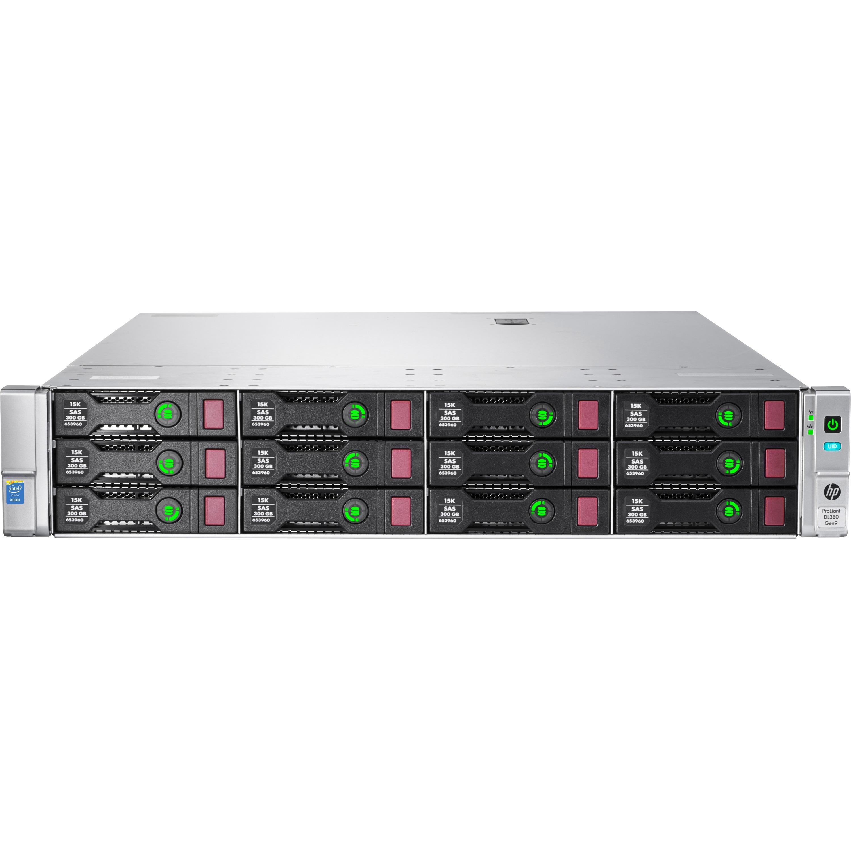 HP ProLiant DL380 G9 2U Rack Server - 1 x Intel Xeon E5-2620 v3 Hexa-core 6 Core 2.40 GHz