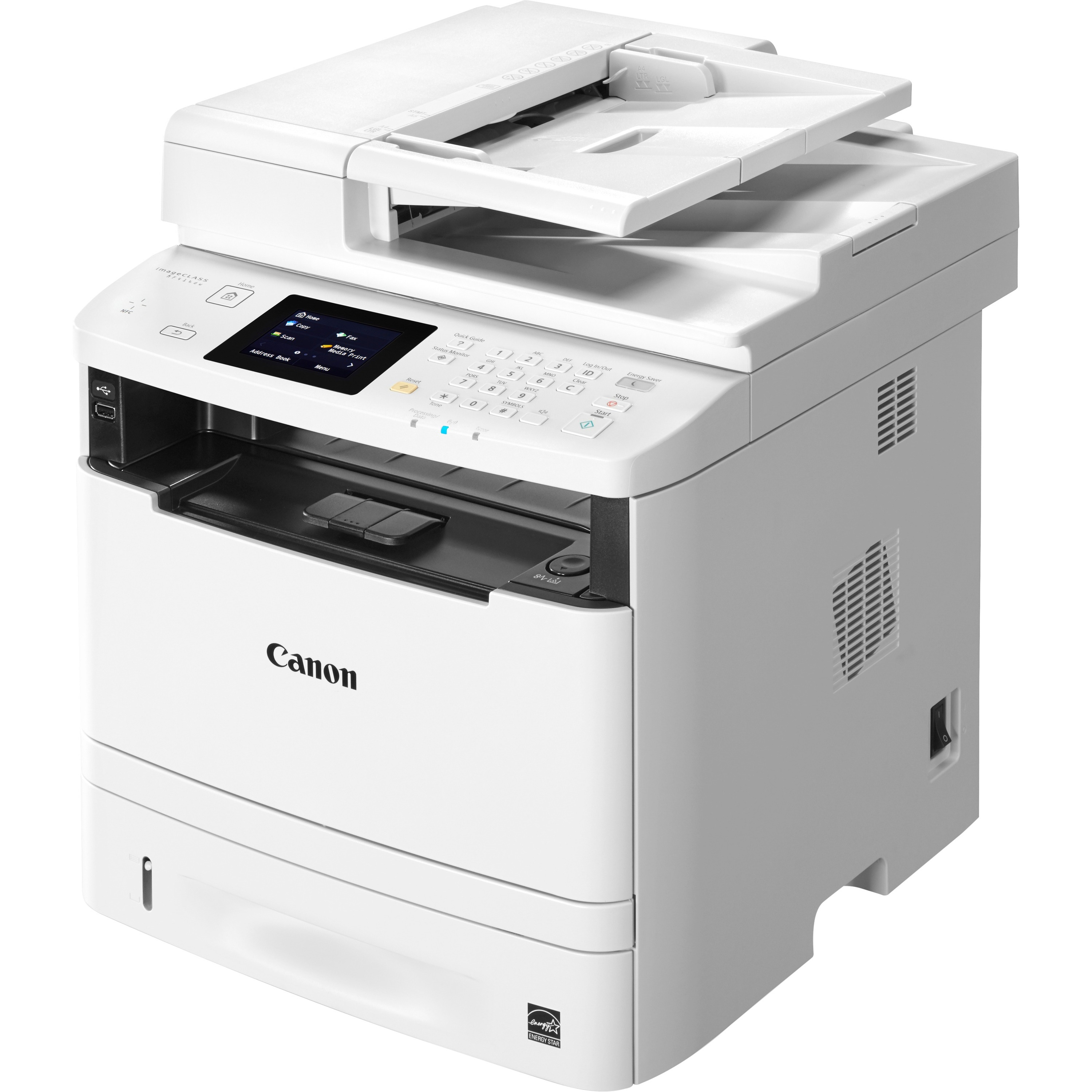 Canon i-SENSYS MF410 MF416dw Laser Multifunction Printer - Monochrome