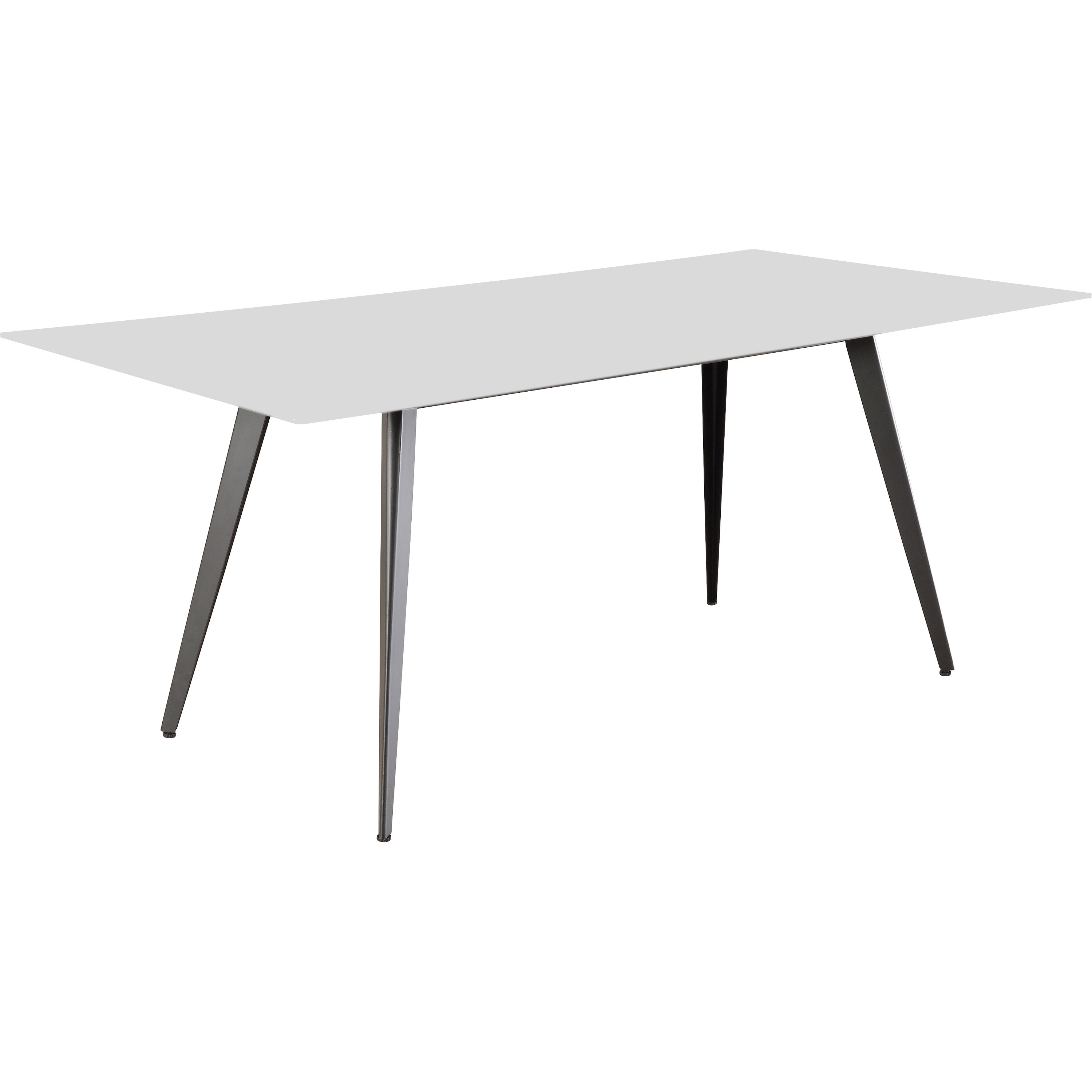 Kamloops Office Systems Furniture Furniture Collections Desks - White laminate conference table