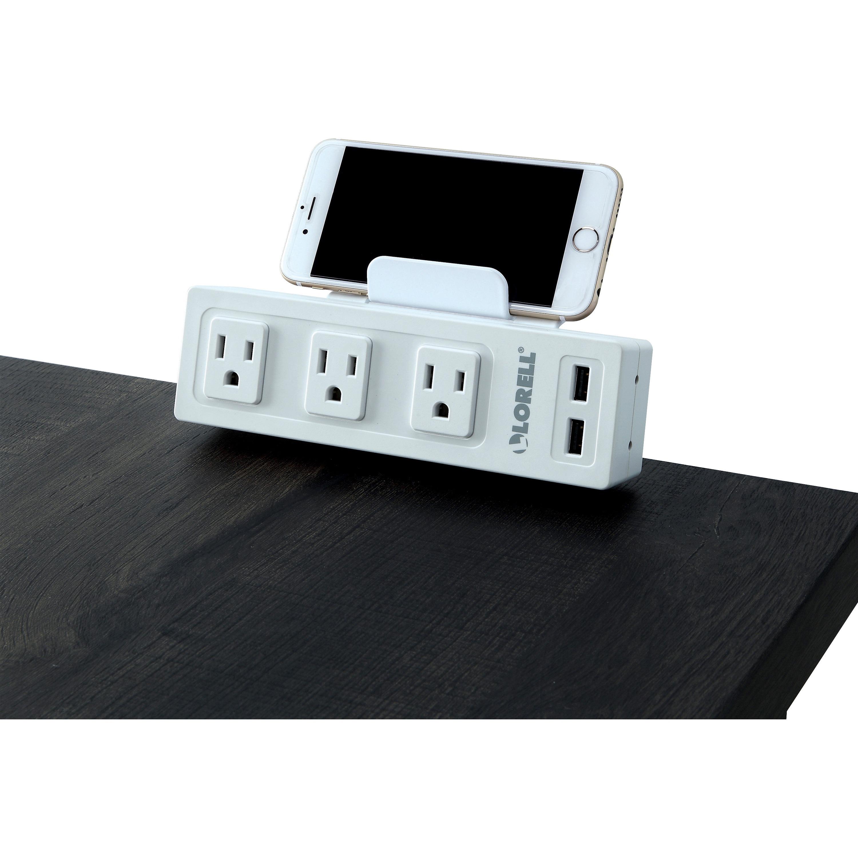 Llr 33997 Lorell Desktop Ac Power Center Lorell Furniture
