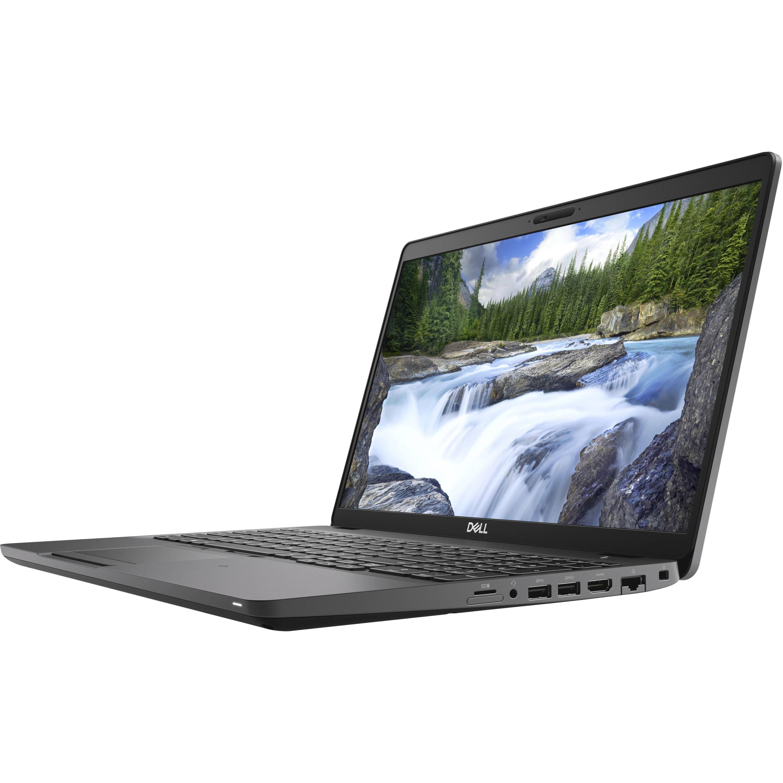 Dell Precision 3000 3540 39.6 cm 15.6And#34; Mobile Workstation - 1920 x 1080 - Core i5 i5-8265U - 8 GB RAM - 256 GB SSD - Black - Windows 10 Pro 64-bit - AMD Radeon Pro