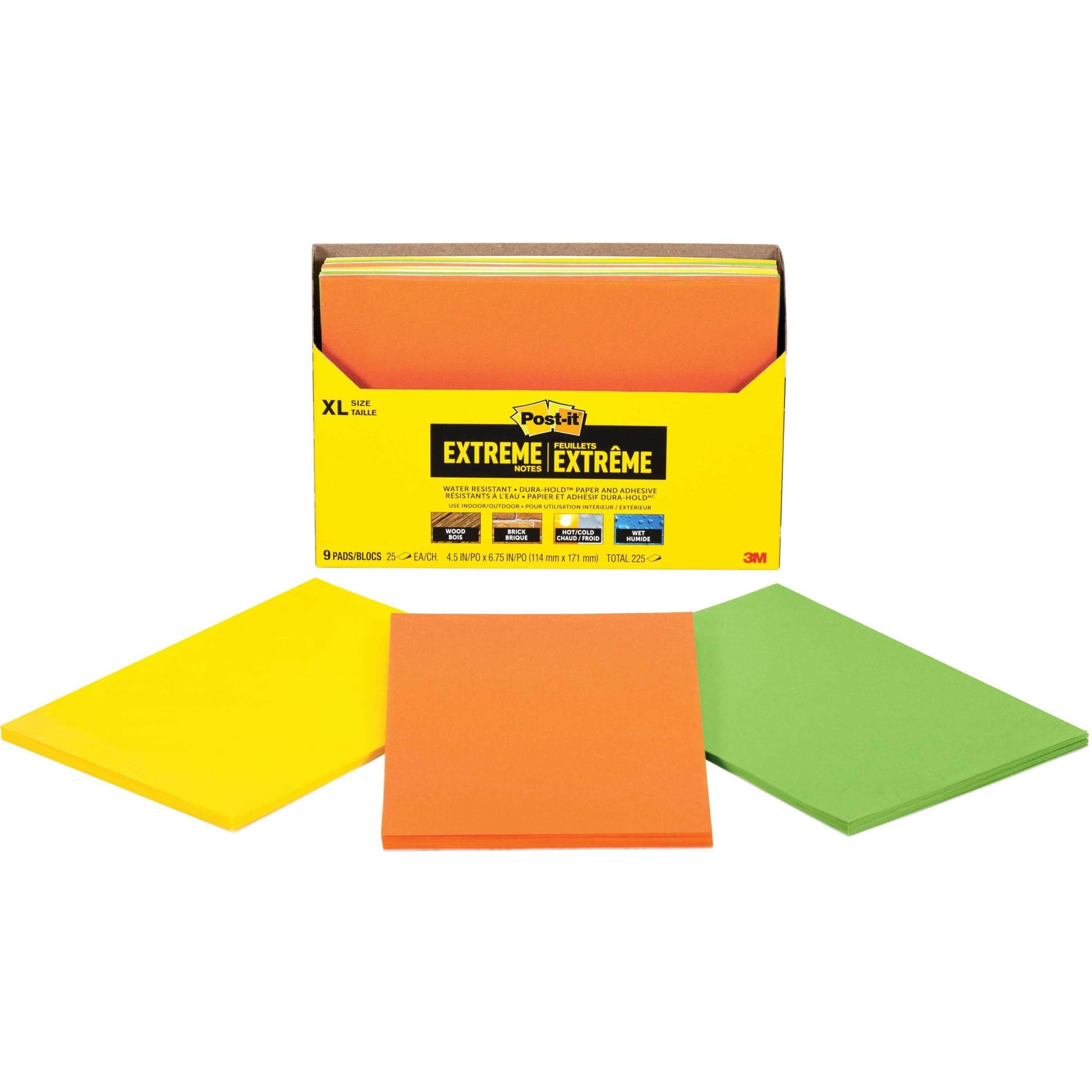 Post-it® XL Extreme Notes Holder --MMMXT4569CTHOLD