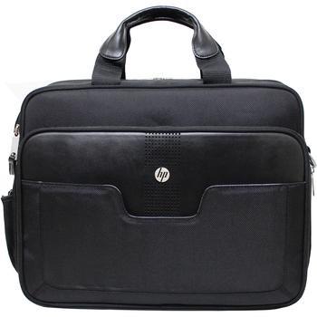HP Mobile Printer/Notebook Case, Black
