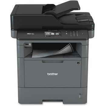Brother MFC-L5700DW USB, Wireless, Network Ready Black & White Laser All-In-One Printer