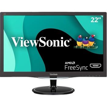 """VX2257-mhd 22"""" Full HD LED LCD Monitor - 16:9 - Black - 1920 x 1080 - 16.7 Million Colors - FreeSync - 250 Nit - HDMI - VGA - DisplayPort"""