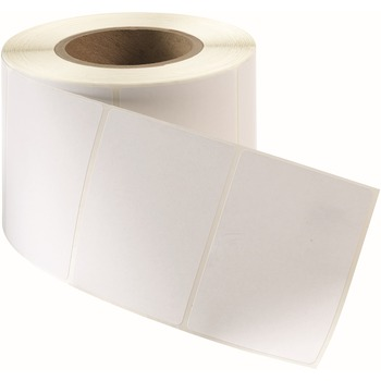 """Avery® Direct Thermal Labels, Permanent Adhesive, 4"""" Width x 3"""" Length, Rectangle, Direct Thermal, White, Paper, 2/BX"""