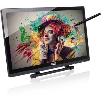 """CyberTablet 21.5"""" Tablet Monitor - Graphics Tablet - 18.75"""" x 10.50"""" - 5080 lpi Cable - 16.7 Million Colors - Pen - VGA, USB, Digital Audio/Video - HDMI - 1 x DVI - 1 - 1 x VGA"""
