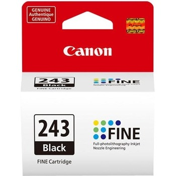 Canon® PG-243 Ink Cartridge - Black - Inkjet - 180 Pages