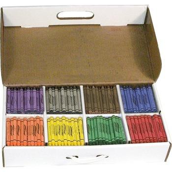 Prang® Crayons Classpack - Assorted - 400 / Box