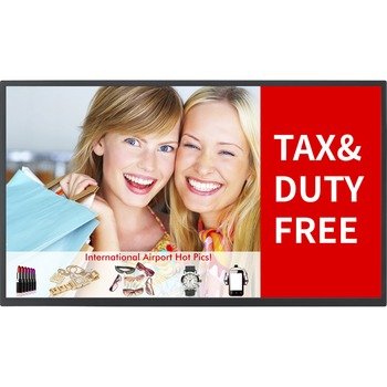 "TH-32EF1U Digital Signage Display - 32"" LCD - 1920 x 1080 - Edge LED - 350 Nit - 1080p - HDMI - USB - DVI - SerialEthernet"