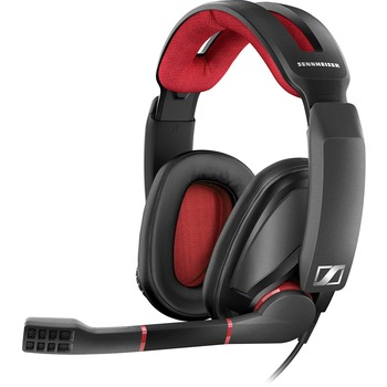 GSP 350 Gaming Headset - Stereo - USB - Wired - 19 Ohm - 15 Hz - 26 kHz - Over-the-head - Binaural - Circumaural