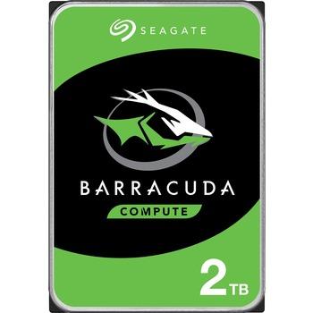 "Seagate BarraCuda ST2000DM008 2 TB Hard Drive - 3.5"" Internal - SATA (SATA/600) - 7200rpm - 256 MB Buffer"